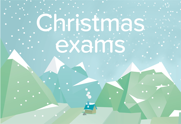 Christmas Assessments 2020-2021